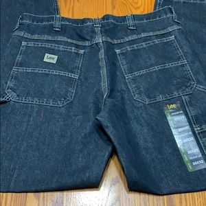 Lee Louisville straight leg jeans, M 36 x 32